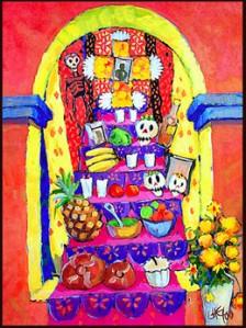 31 De Octubre Celebrando El Día De Muertos Organizaciones