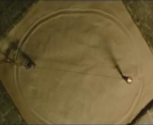 lecciones de Hipatia de Alejandría (el círculo y la elipse)