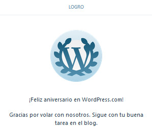 3añosenwordpress